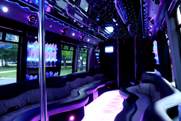 22 person party bus Lubbock