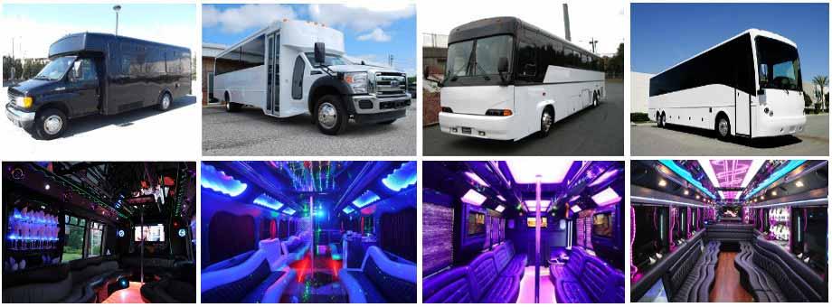 Charter Bus Party Buses Nashville