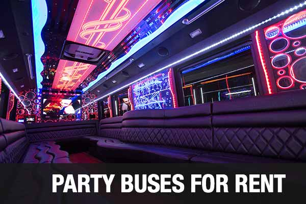Prom Homecoming Party Bus Nashville