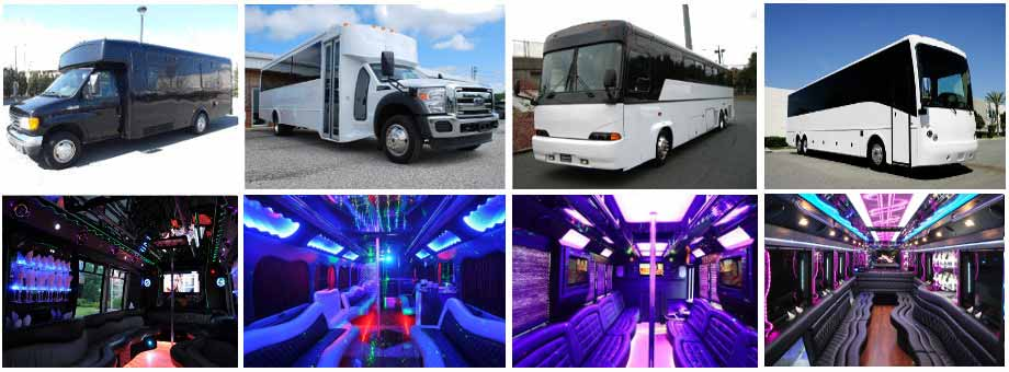 Prom Homecoming Party Buses Nashville